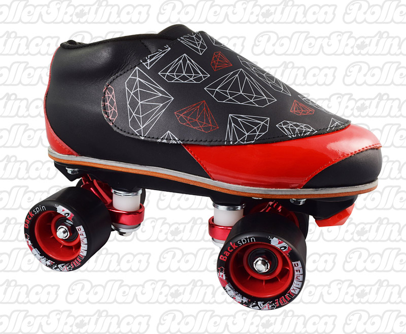 Vanilla VNLA Diamond Walker PRO JAM Skate with Remix Lite Wheels