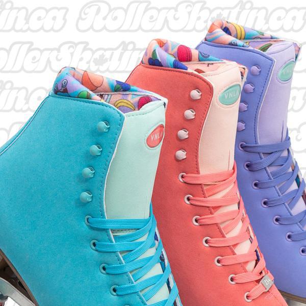 INSTOCK! VNLA Vanilla PARFAIT Outdoor Roller Skates!