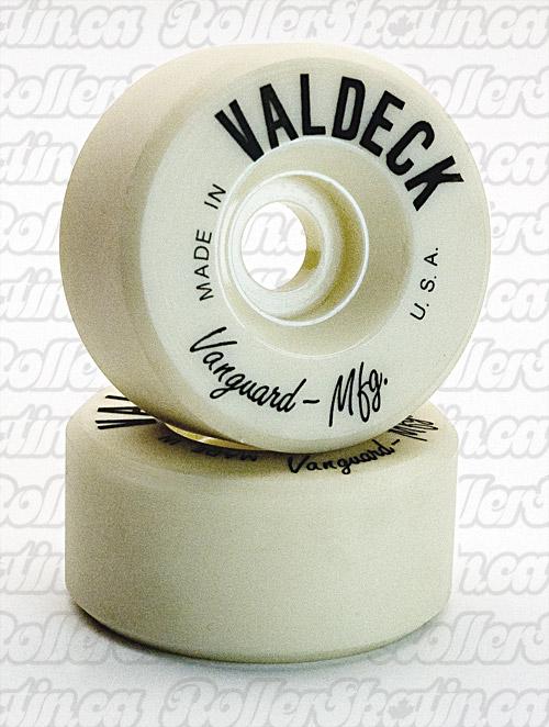 NOS RARE Valdeck Vanguard USA 60mm Dance Wheels