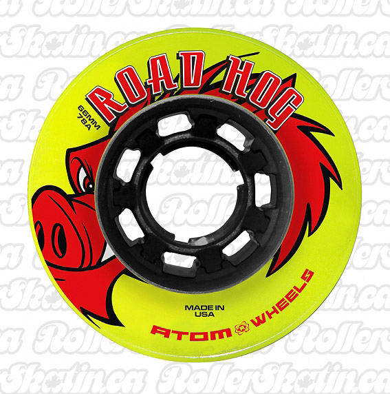 ATOM Road Hog Speed Outdoor Wheels 8-Packs