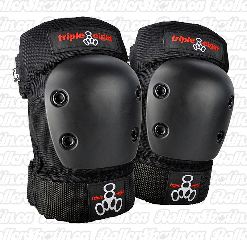 Last one in SMALL! Instock Triple 8 EP-55 Elbow Pads