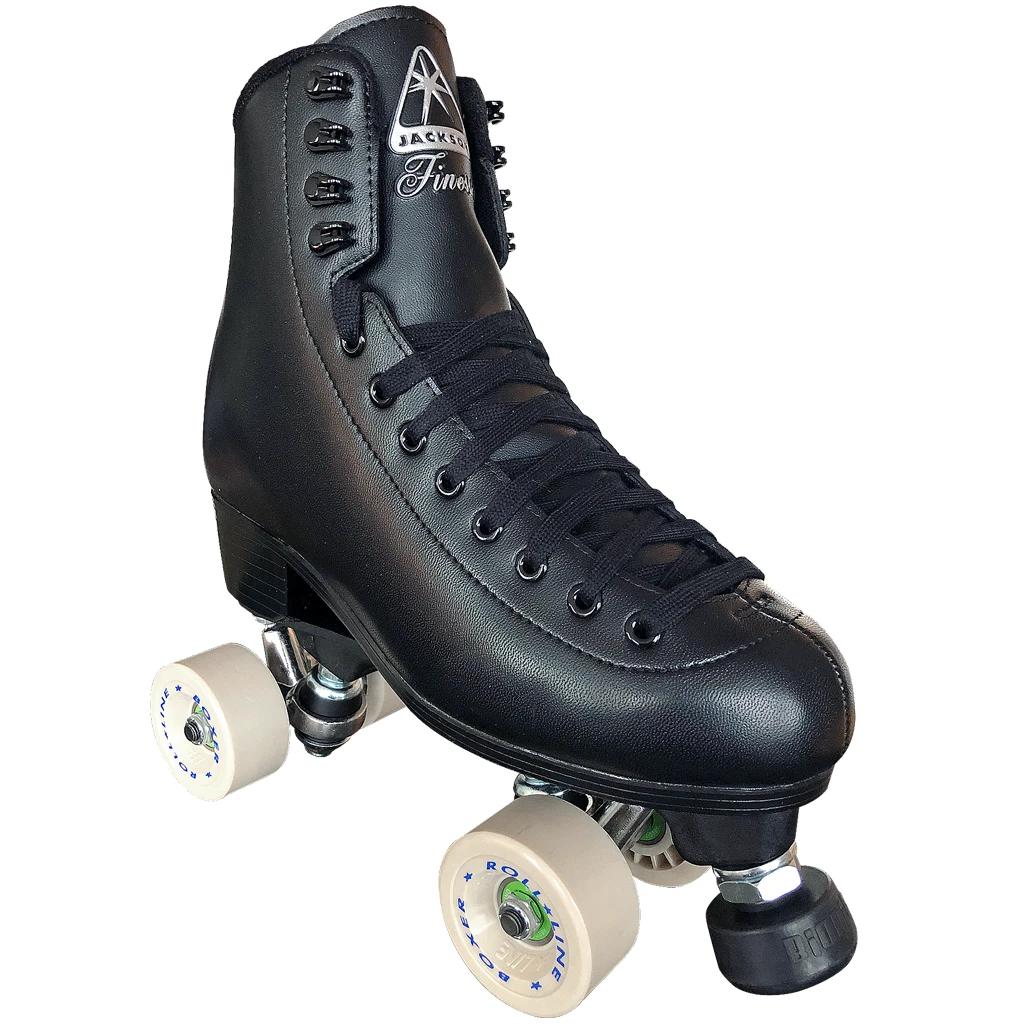 INSTOCK! Jackson Finesse Nylon Plate Outdoor Roller Skates