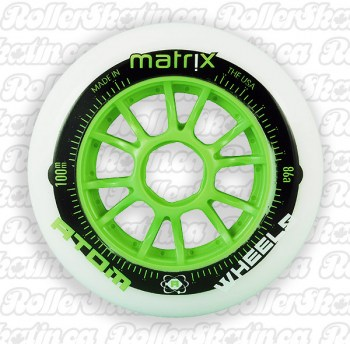 ATOM MATRIX 86A 100mm wheels