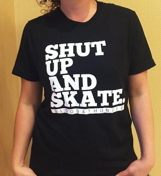Shut Up & Skate T-Shirt