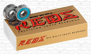 BONES Big Balls Bearings 8mm 16-Pack