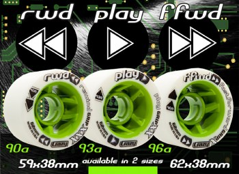CRAZY Control Derby Wheels