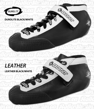 BONT Hybrid Carbon Boots with Bumper Leather or Durolite
