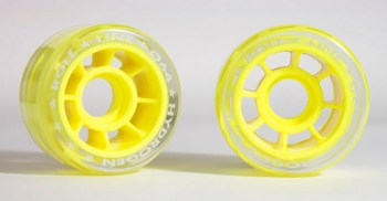 Roll-Line HELIUM Jam Indoor/Outdoor Wheels 83A Set of 8