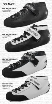 BONT Hybrid Carbon Boots with Bumper Leather Limited Time Offer 33% Off!