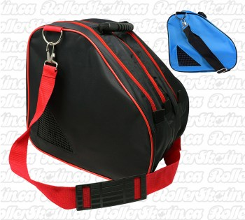 LENEXA Skate Shaped Ventilated Roller Skate Bag