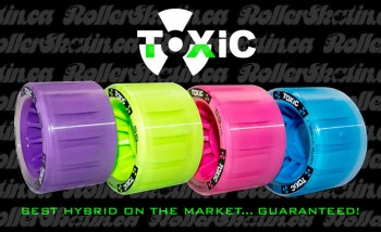 MOTA TOXIC Wheels