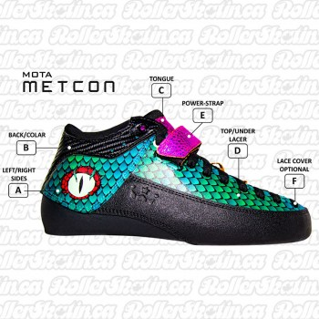 MOTA Metcon SK8CRE8 Custom Savage Boot