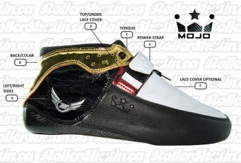 Mota Mojo Custom Carbon Boot