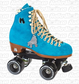 MOXI Lolly Pool Blue Roller Skates