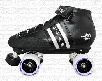 BONT Quadstar High-Cut Skate