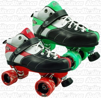 Sure-Grip Rock Expression Roller Skates