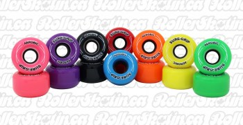 Sure-Grip Aerobic 85A Outdoor Wheels