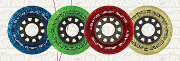 SURE-GRIP BLAST Crystal 95A Wheels 8-Pack