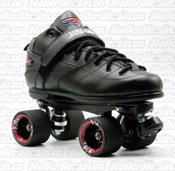 Sure-Grip Rebel Fugitive Rink and Derby Skate