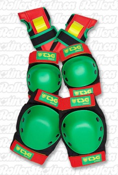 TSG Junior Safety Pad set