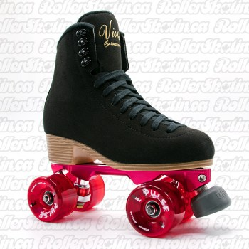 Jackson VISTA Falcon Colour Plate Suede Outdoor Roller Skates