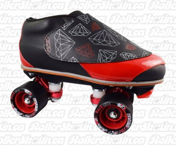 Vanilla VNLA Diamond Skate with Remix Lite Wheels