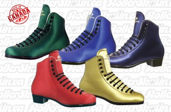 Dominion color microfiber boots!