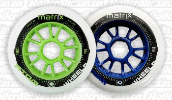 ATOM MATRIX 85A & 86A Inline Wheels in 100mm & 110mm