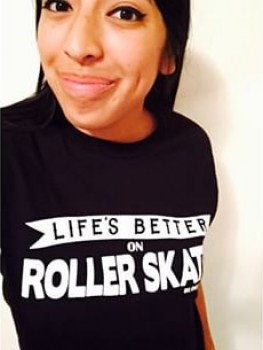 Life's Better on Roller Skates T-Shirt