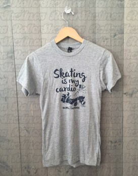 Skating is my Cardio T-Shirt