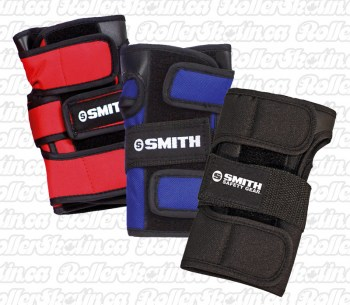 SMITH Scabs Wrist Guards Red, Blue or Black