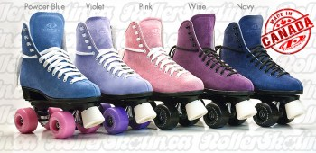 Dominion 691 Soft and Sassy Outdoor Roller Skates