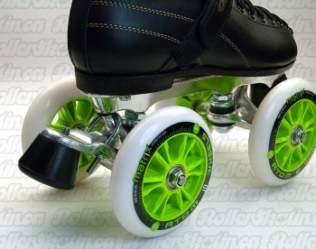 StreetSkater™ Back Brake with 86A Green Core Wheels