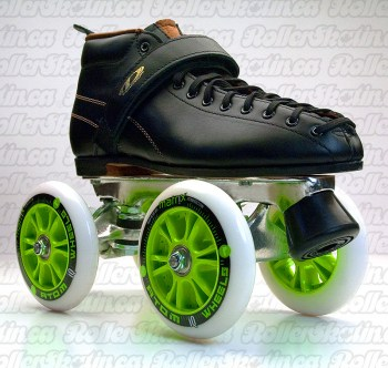 StreetSkater™ Leather Ultimate Roller Skates