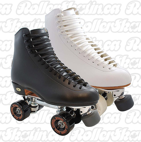 Riedell 220 Classic Elite Roller Skate Package