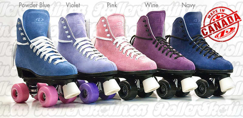 Soft & Sassy Outdoor Roller Skates - LAST Pair Ladies 7 Pink!