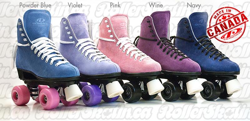 Soft & Sassy Outdoor Roller Skates - LAST Pair Ladies 7 Pink!